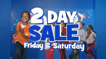 Toys R Us 2 Day Sale TV Spot, 'Buy 1 Get 1' - Thumbnail 1