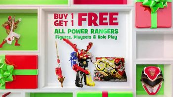 Toys R Us 2 Day Sale TV Spot, 'Buy 1 Get 1' - Thumbnail 7