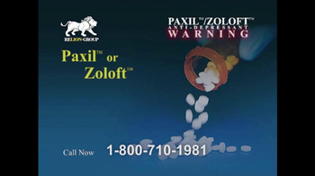 Relion Group TV Spot, 'Paxil and Zoloft Users' - Thumbnail 4