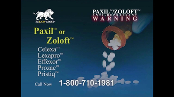 Relion Group TV Spot, 'Paxil and Zoloft Users' - Thumbnail 6