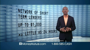Money Mutual TV Spot, 'Network' - 1725 commercial airings