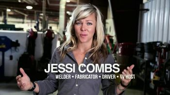 WyoTech TV Spot, 'Everything Automotive' Featuring Jessi Combs