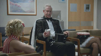 Geico TV Spot, 'Waiting Room Magician' - Thumbnail 9