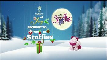 Stuffies TV Spot, 'Holiday Joy' - Thumbnail 1