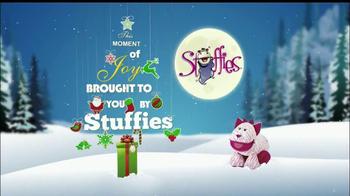 Stuffies TV Spot, 'Holiday Joy' - Thumbnail 2