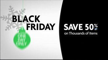 PetSmart Black Friday TV Spot, 'Line for Santa'