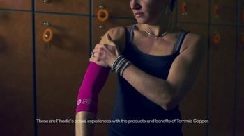 Tommie Copper Athletic Gear TV Spot, 'Spin Instructor'