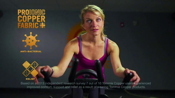 Tommie Copper Athletic Gear TV Spot, 'Spin Instructor' - Thumbnail 8