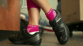 Tommie Copper Athletic Gear TV Spot, 'Spin Instructor' - Thumbnail 2