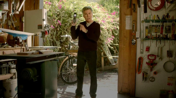 GreatCall Jitterbug Plus TV Spot 'Garage' Featuring John Walsh - Thumbnail 8