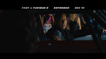 Fast & Furious 6 Blu-ray and DVD TV Spot, Song by 2 Chainz - Thumbnail 2