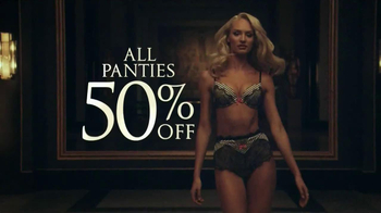 Victoria's Secret Panties Sale TV Spot - 272 commercial airings
