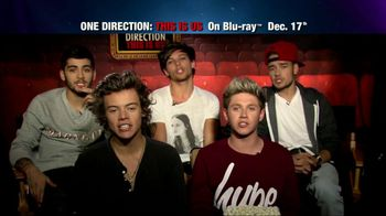 One Direction: This is Us Blu-ray and Digital HD TV Spot - 153 commercial airings