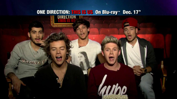 One Direction: This is Us Blu-ray and Digital HD TV Spot - Thumbnail 1