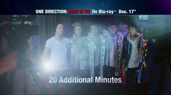One Direction: This is Us Blu-ray and Digital HD TV Spot - Thumbnail 5