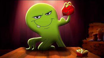McDonald's Happy Meal TV Spot, 'Teenage Mutant Ninja Turtles' - 337 commercial airings
