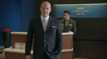 Courtyard TV Spot, 'Banana' Featuring Rich Eisen - Thumbnail 1
