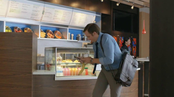 Courtyard TV Spot, 'Banana' Featuring Rich Eisen - 389 commercial airings