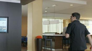 Courtyard TV Spot, 'Banana' Featuring Rich Eisen - Thumbnail 5