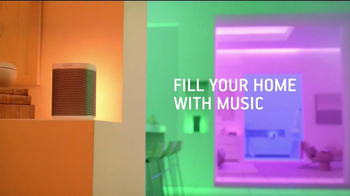 Sonos TV Spot, \'Fill Your Home with Music\' Song by Django Django