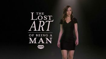 Zales TV Spot, 'Spike TV: The Lost Art of Being a Man' - 19 commercial airings