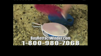 Retract Winder TV Spot - Thumbnail 7