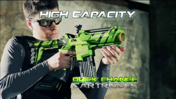 Tek Recon Havok Shock Blaster TV Spot - Thumbnail 5