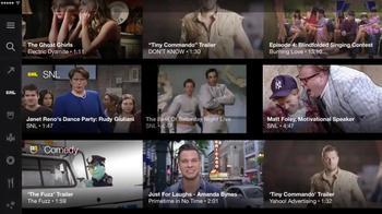 Yahoo! Screen TV Spot, 'SNL' - Thumbnail 1