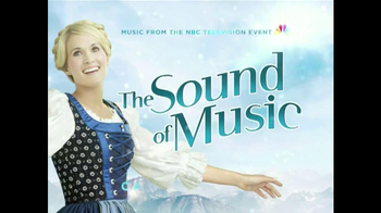 The Sound of Music: Music From the NBC Television Event TV Spot