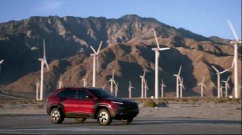 Jeep Cherokee TV Spot, 'Bravo' Featuring Kyle Richards - Thumbnail 6