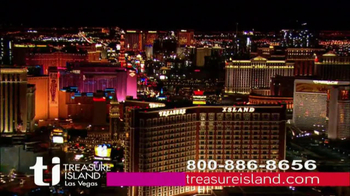 Treasure Island Hotel & Casino TV Spot, 'Sail Away'