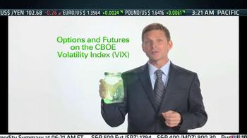 CBOE Volatility Index VIX TV Spot - Thumbnail 4