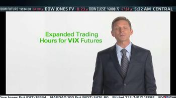 CBOE Volatility Index VIX TV Spot - Thumbnail 7