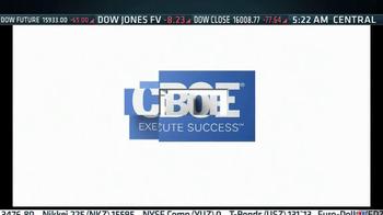 CBOE Volatility Index VIX TV Spot - Thumbnail 8