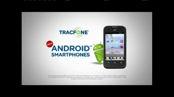 TracFone TV Spot, 'Android Smartphones'