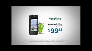 TracFone TV Spot, 'Android Smartphones' - Thumbnail 10