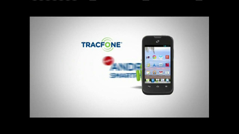 TracFone TV Spot, 'Android Smartphones' - Thumbnail 3