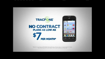 TracFone TV Spot, 'Android Smartphones' - Thumbnail 4