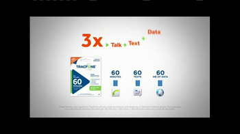 TracFone TV Spot, 'Android Smartphones' - Thumbnail 6