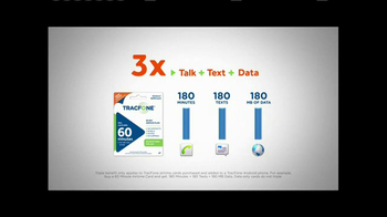 TracFone TV Spot, 'Android Smartphones' - Thumbnail 7