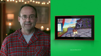 Microsoft Windows Nokia Tablet TV Spot, 'Impress' Song by Sarah Bareilles - Thumbnail 6