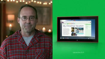 Microsoft Windows Nokia Tablet TV Spot, 'Impress' Song by Sarah Bareilles - Thumbnail 7