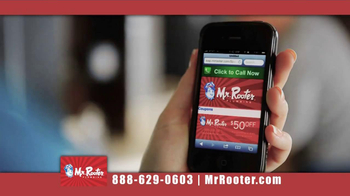 Mr Rooter Plumbing Tv Commercial No Extra Charge On