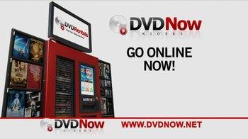 DVD Now Kiosks TV Spot, 'No Brainer' - Thumbnail 9