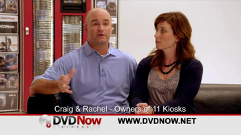 DVD Now Kiosks TV Spot, 'No Brainer' - Thumbnail 1
