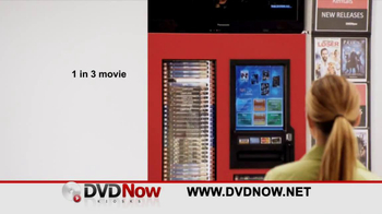 DVD Now Kiosks TV Spot, 'No Brainer' - Thumbnail 2