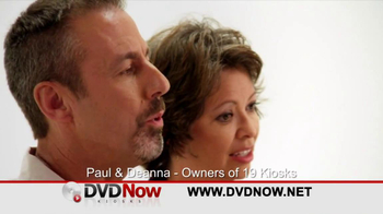 DVD Now Kiosks TV Spot, 'No Brainer' - Thumbnail 7