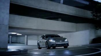 2013 Lexus GS 350 TV Spot, 'Success' - Thumbnail 1
