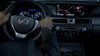 2013 Lexus GS 350 TV Spot, 'Success' - Thumbnail 2