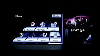 2013 Lexus GS 350 TV Spot, 'Success' - Thumbnail 3